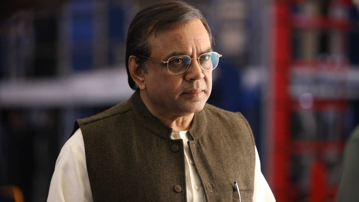 Paresh Rawal has contracted the novel coronavirus. He has tested positive for COVID-19, the actor revealed in a tweet on Friday night.