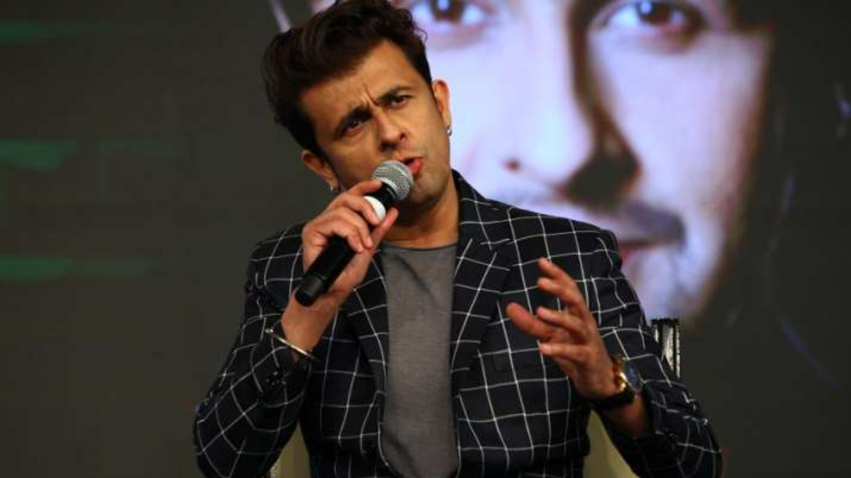 Sonu Nigam to come out with his memoir   Celebrities News – India TV