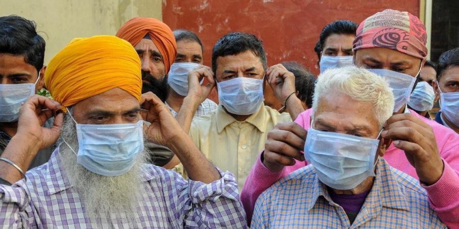 Punjab night curfew 9 districts covid cases rise coronavirus latest update  | India News – India TV