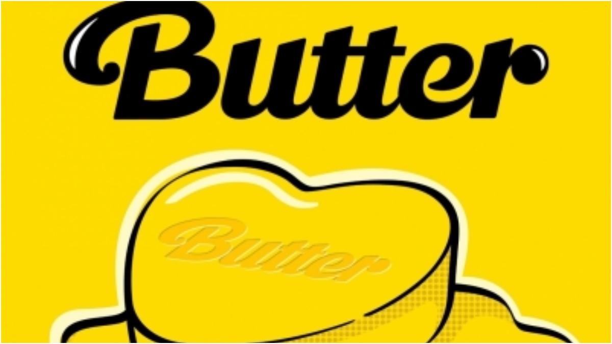 BTS song Butter K pop band's hour long video of melting butter ...