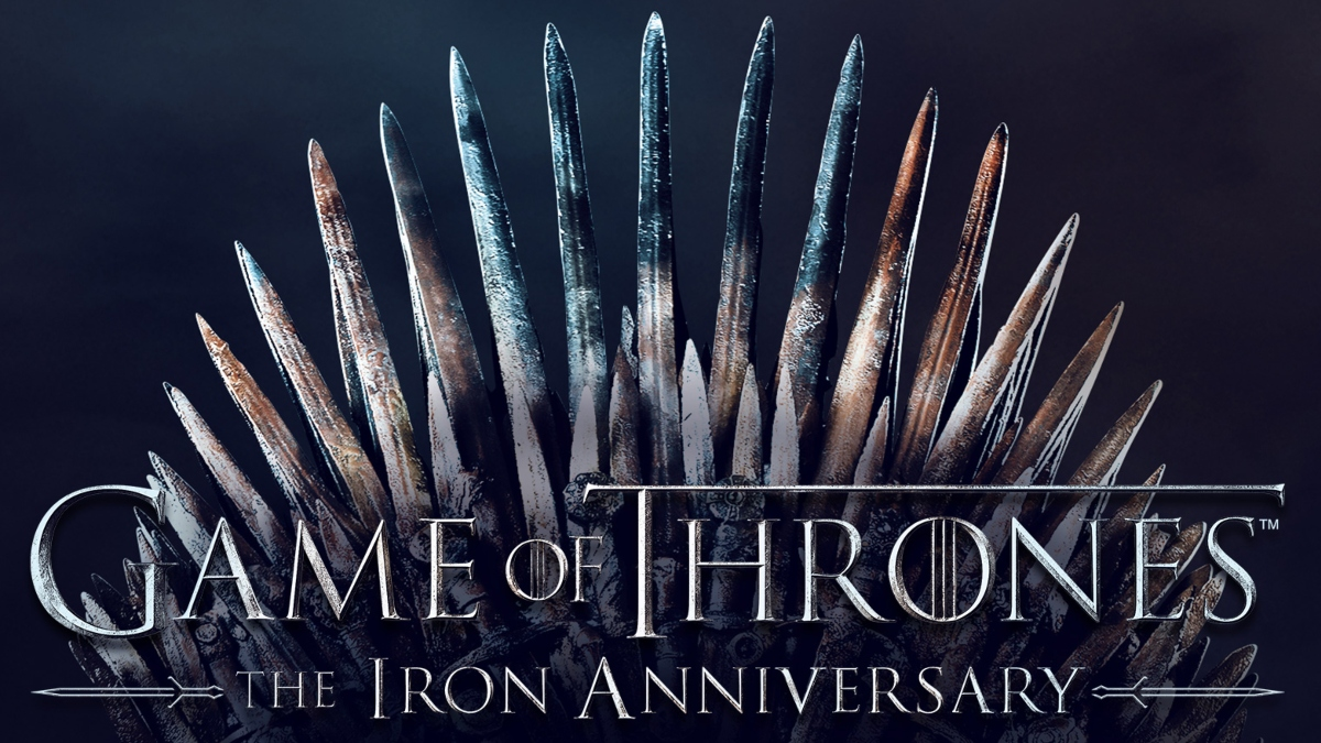 The Iron Anniversary: It's month-long celebration on 10 years of Game of  Thrones. GoT fans are you listening? | Web-series News – India TV