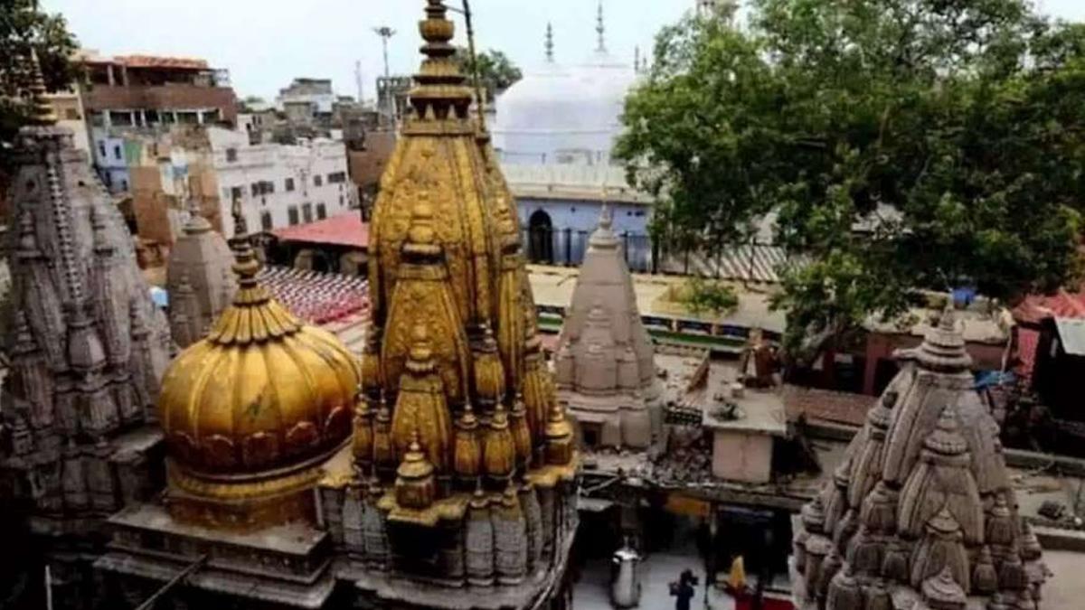 Varanasi court allows excavation by ASI at Kashi Vishwanath Temple and  Gyanvapi Masjid | India News – India TV