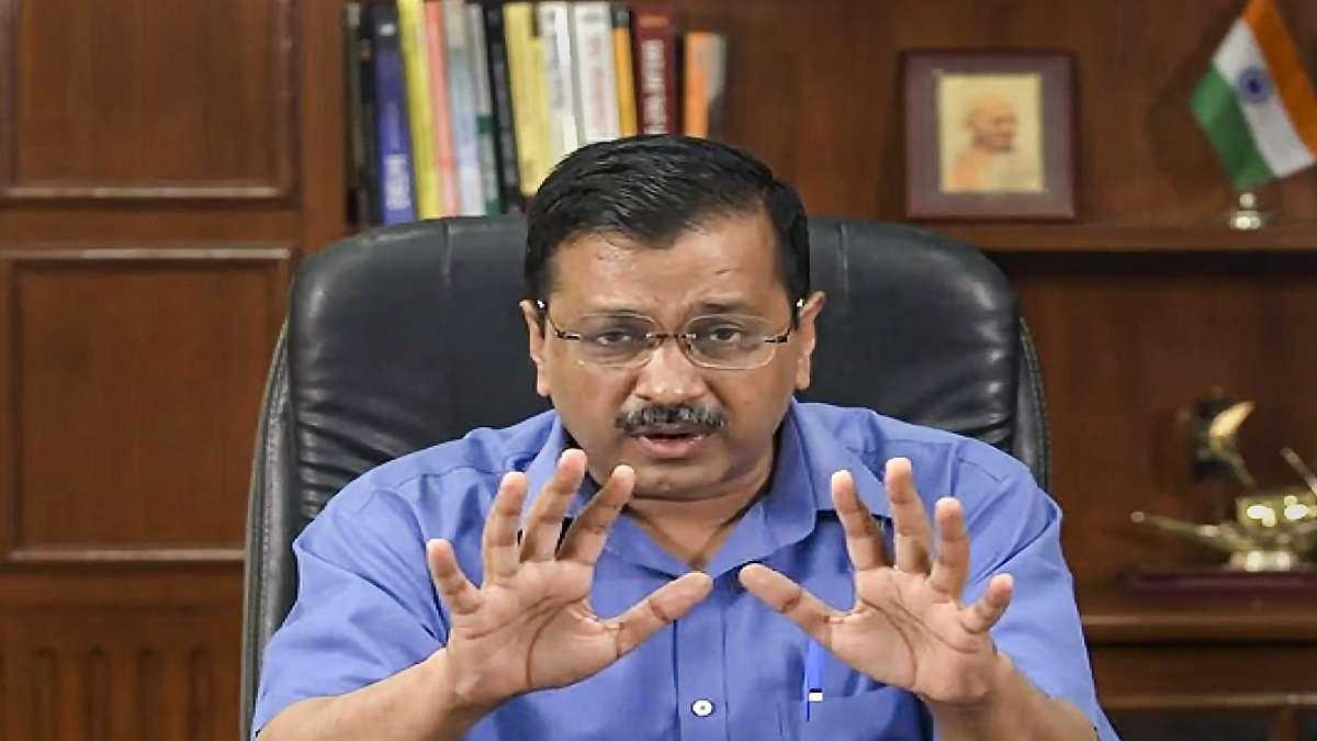 arvind kejriwal attacks centre over oxygen