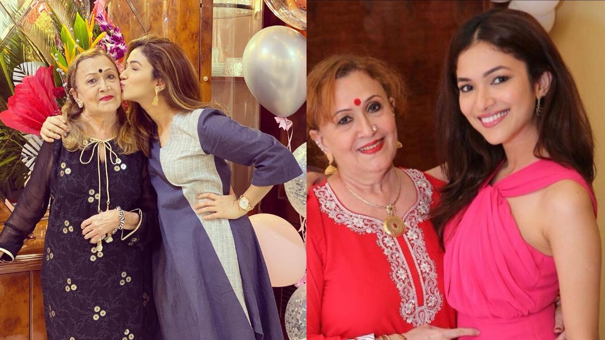Bahu Hamari Rajnikant actress Ridhima Pandit's mother passes away due to  COVID-19   Tv News – India TV