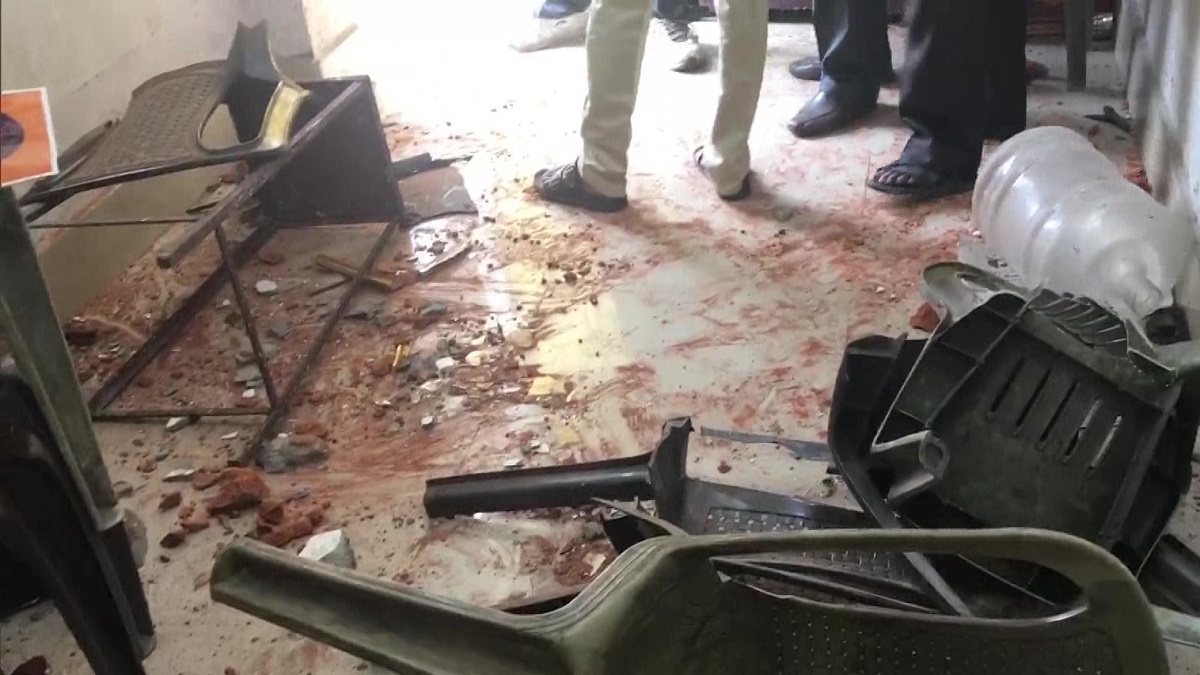 Bengal violence: 12 BJP workers killed, Nadda leaves to be with victims' kin 2