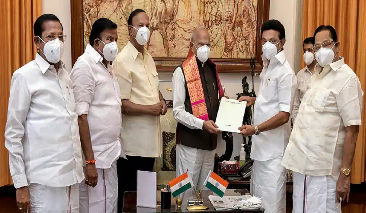 Full List Of Tamil Nadu Cabinet And Council Of Ministers In Mk Stalin Government India News India Tv