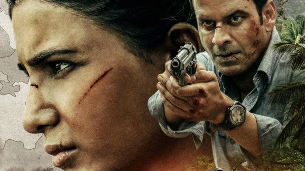 The Family Man season 2 trailer starring Manoj Bajpayee, Samantha Akkineni  to release on May 19 Amazon prime Video | Web-series News – India TV