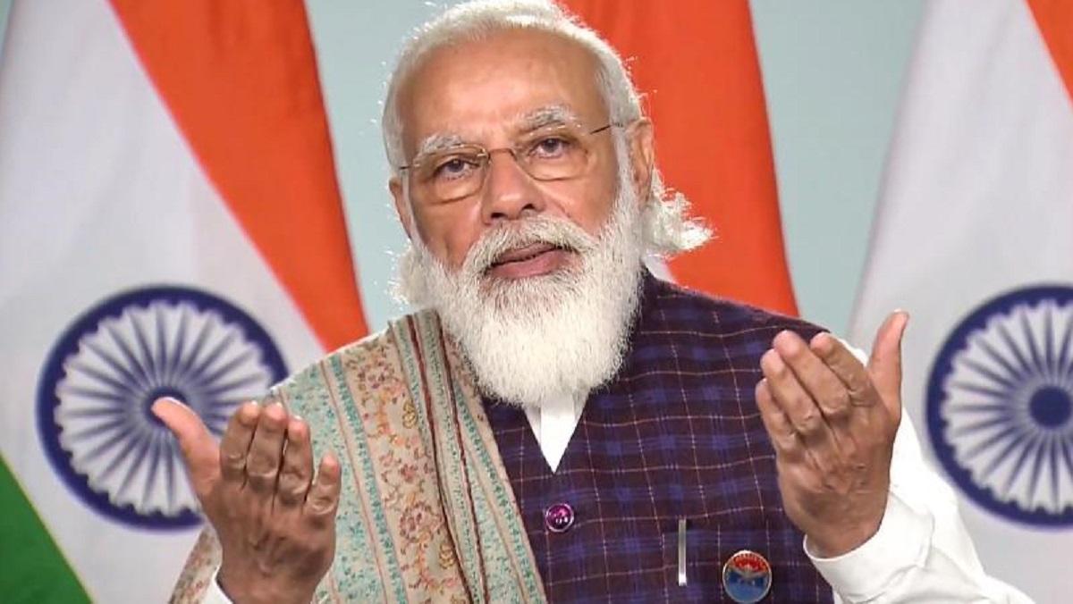 Pm Narendra Modi To Address Nation At 5 Pm Today India News India Tv