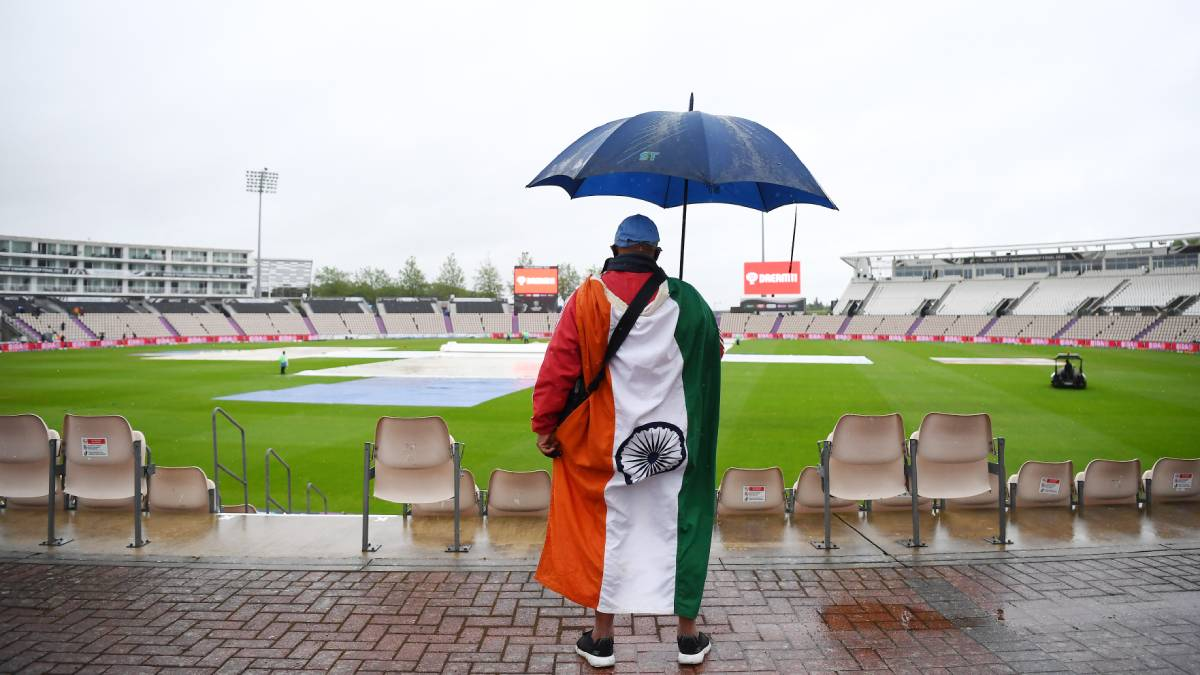 India vs New Zealand WTC Final, Southampton weather update today: Rain unlikely to affect first half of Day 2   Cricket News – India TV