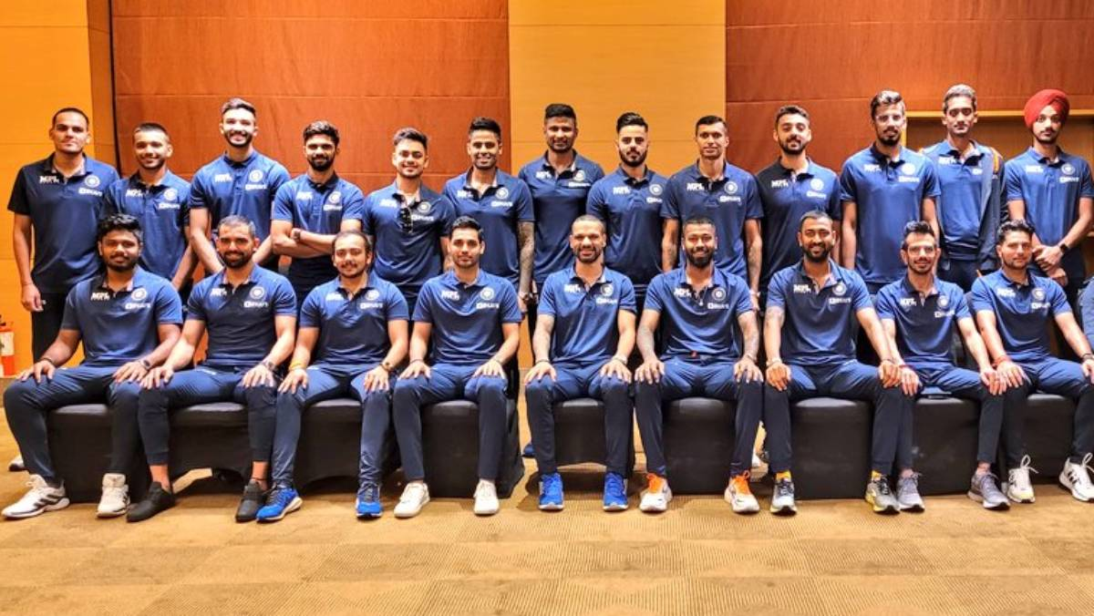 SL vs IND: Indian team flies off to Colombo, to reach after 4 pm | Cricket News – India TV