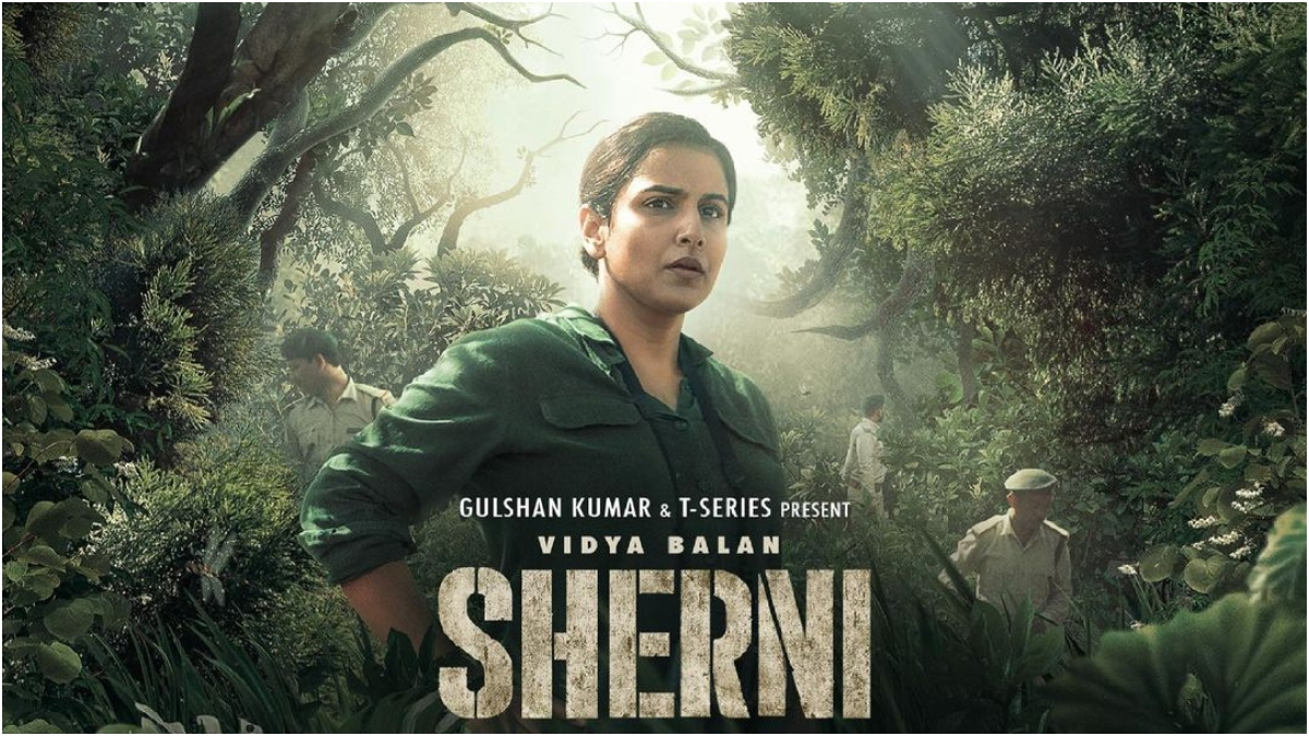 Sherni Trailer out: Vidya Balan is force to reckon with in world of  man-animal conflict | Bollywood News – India TV