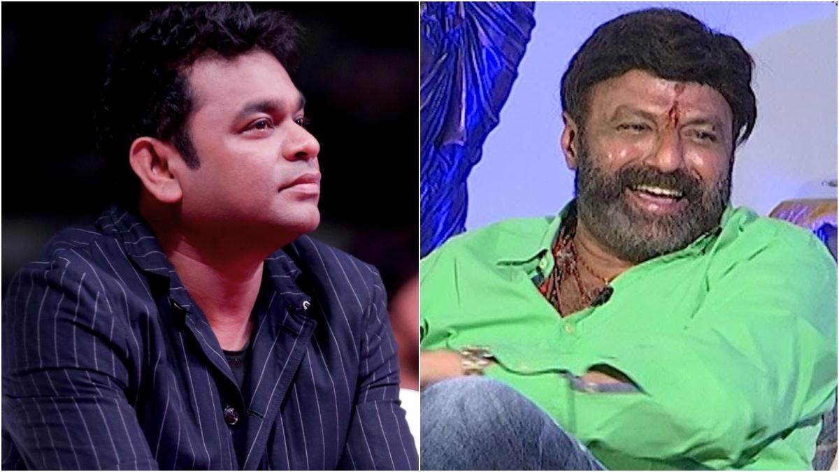Who is Balakrishna? Ask Twitterati after Telugu star's comments on AR Rahman,  Bharat Ratna go viral | Trending News – India TV