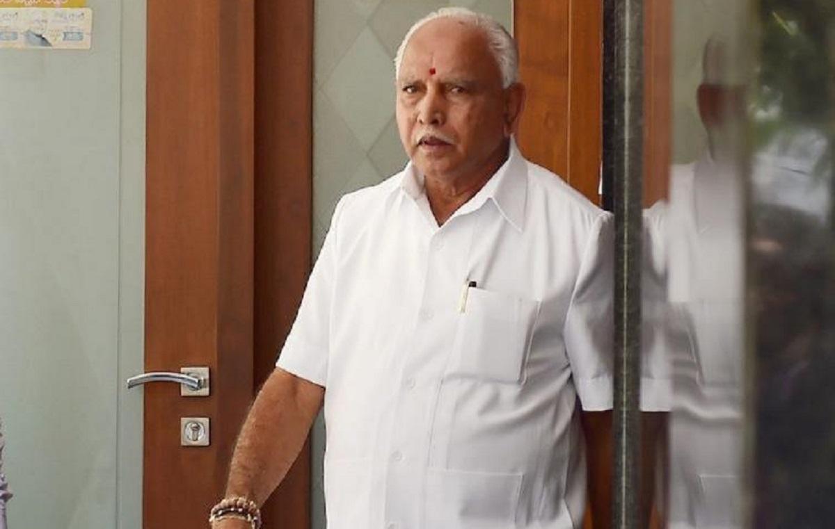 Karnataka Chief Minister BS Yediyurappa resigns   India News – India TV