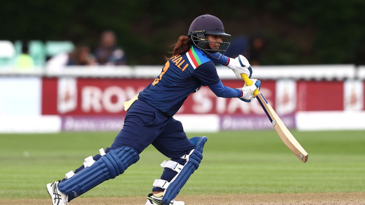ENG W vs IND W 3rd ODI | Mithali Raj shines again to lead India to first  victory on England tour | Cricket News – India TV