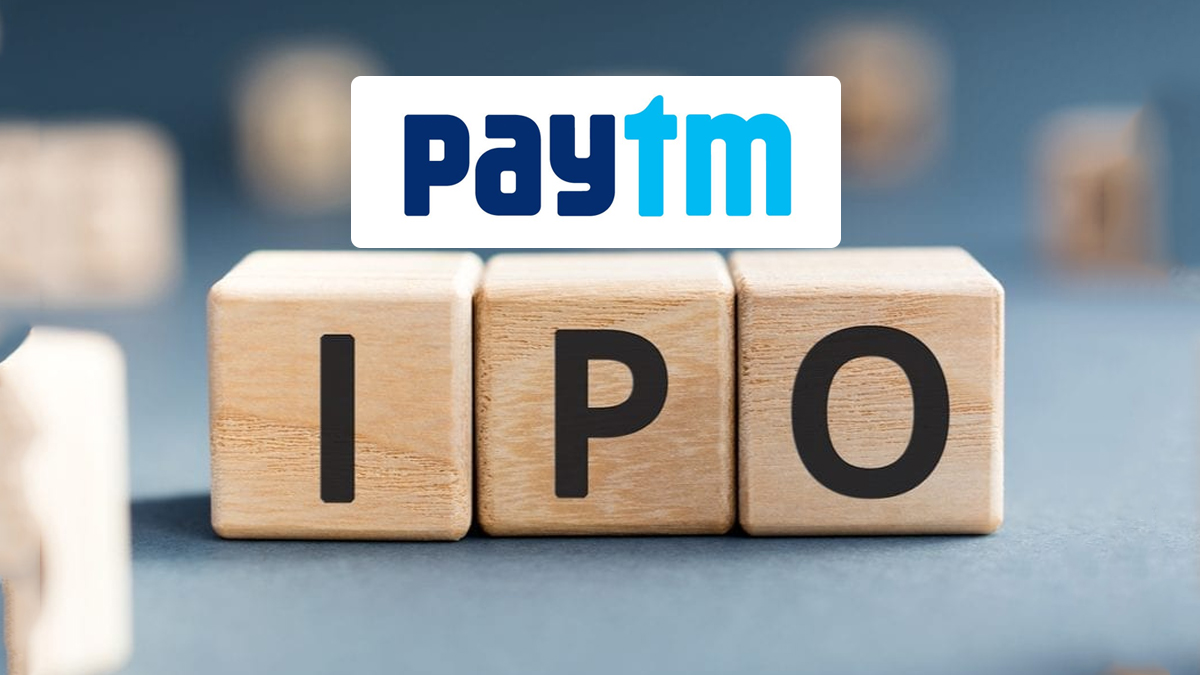 Paytm IPO date, Paytm IPO price, Paytm IPO review, Paytm IPO latest news, Paytm  IPO date | Markets News – India TV