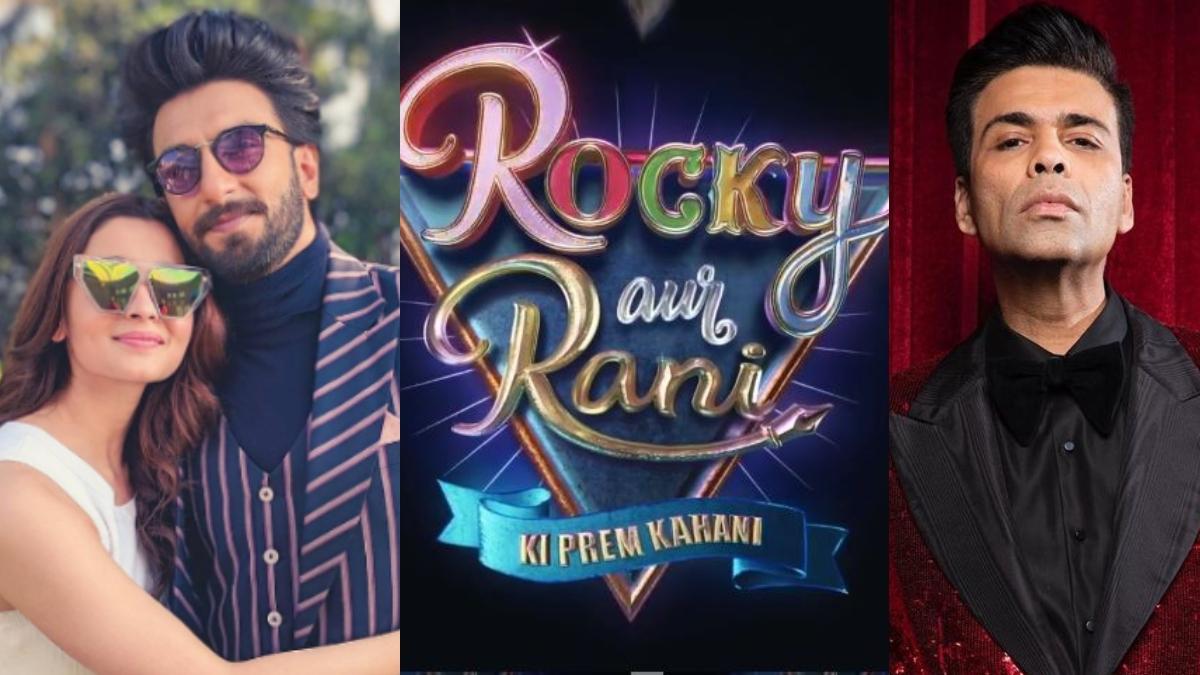 Rocky Aur Rani Ki Prem Kahani: Karan Johar to direct Ranveer Singh, Alia Bhatt in new love story | Bollywood News – India TV