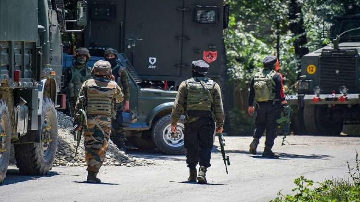 Bandipora encounter terrorists killed Army Jammu Kashmir Police latest news   India News – India TV