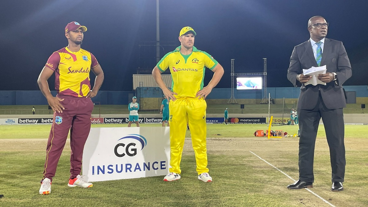 West Indies Vs Australia Live Streaming 2nd T20i Watch Wi Vs Aus Live Online On Fancode Cricket News India Tv