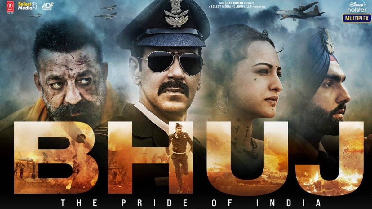 Download Bhuj The Pride of India 2021 Full Movie HD 720p