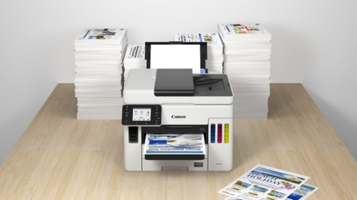 Canon India launches new printers for small offices   Technology ...