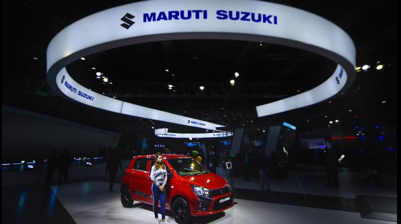 Maruti Suzuki gets penalized with Rs 200 crore for dealer discount policy   Business News – India TV