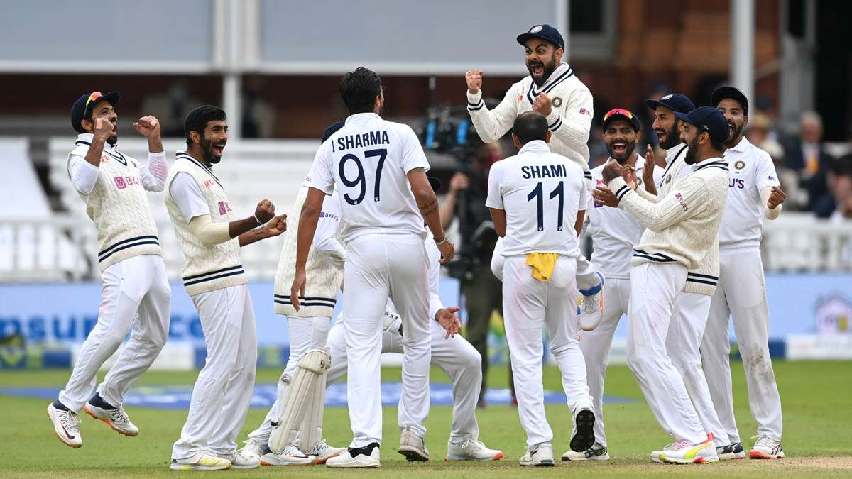 ENG vs IND, 2nd Test: All-round Mohammed Shami, Jasprit Bumrah help India  script famous Lord's victory   Cricket News – India TV