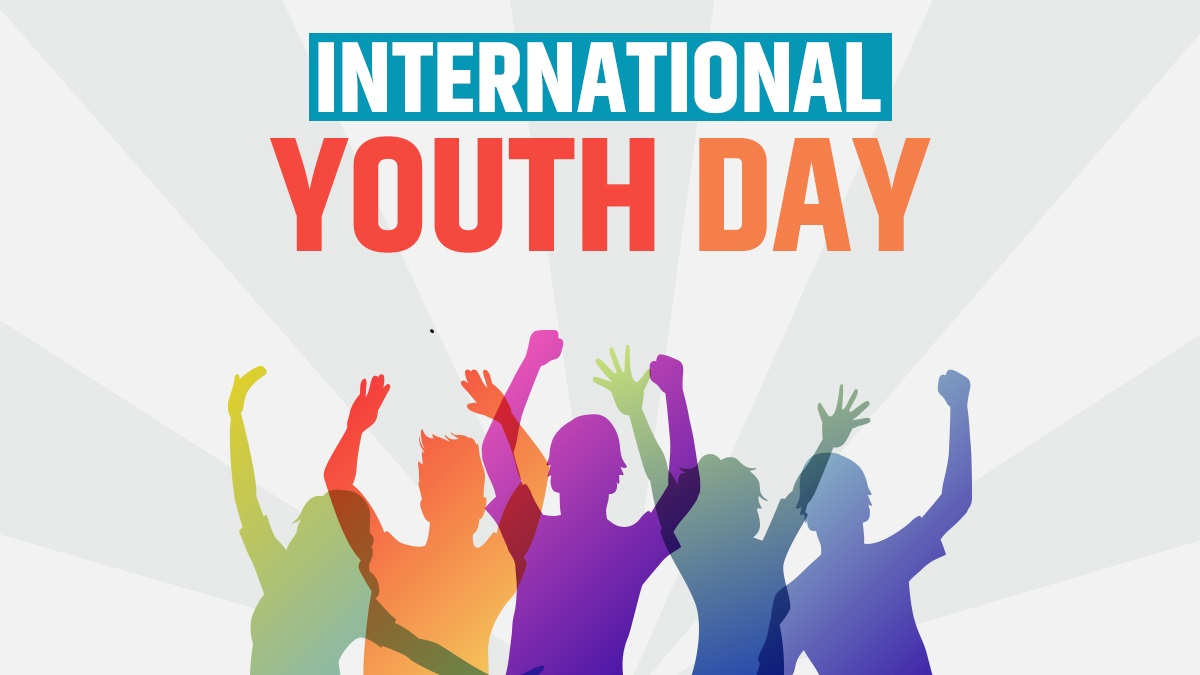 International Youth Day 2021: Know more about this year's theme, history  and relevance | World News – India TV