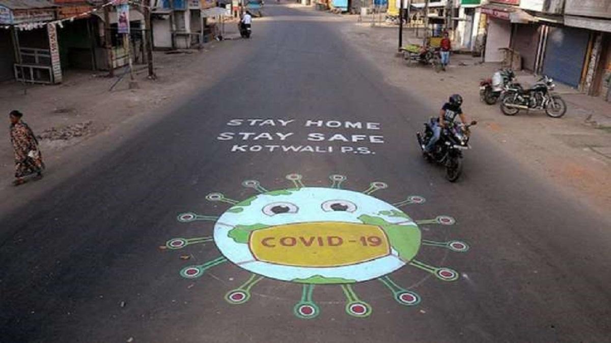 Partial Lockdown Extended in Mizoram's Capital Aizawl