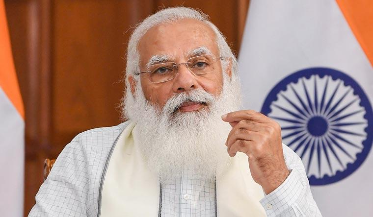 PM Modi e-RUPI launch cashless digital payment solution features QR code  SMS E-RUPI benefits   Business News – India TV