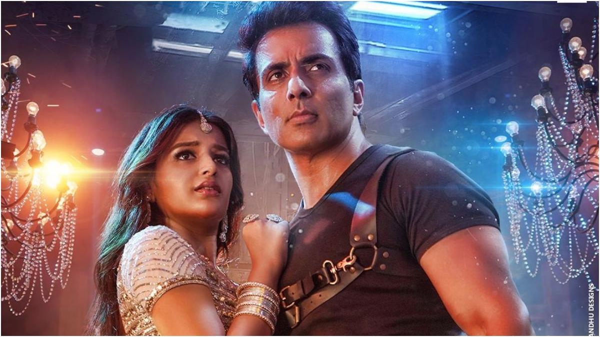 Saath Kya Nibhaoge: Sonu Sood, Nidhhi Agerwal drops FIRST glimpse of music video | Celebrities News – India TV