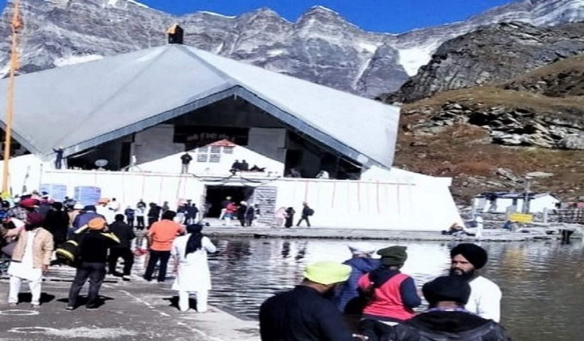 Gurudwara Hemkunt Sahib Yatra to begin from tomorrow   India News – India TV