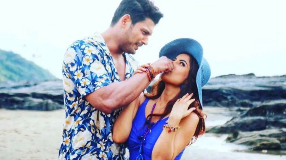 Sidharth Shukla, Shehnaaz Gill's BTS photos from unreleased song Habit go viral; fans get emotional | Celebrities News – India TV