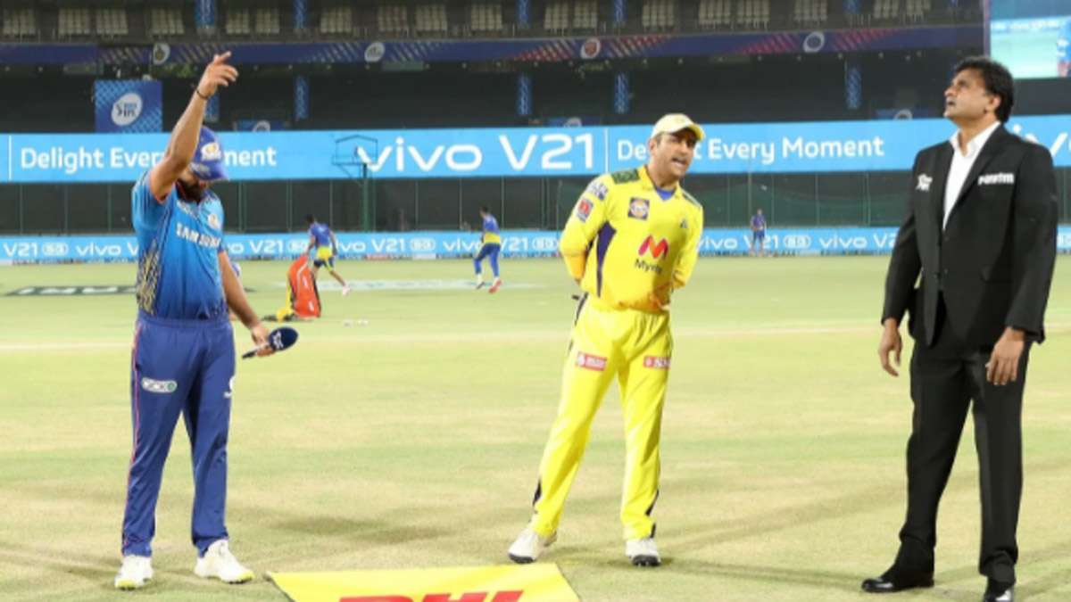 IPL 2021 CSK vs MI Toss Today: Chennai Super Kings and Mumbai Indians Toss and Match Results | Cricket News – India TV