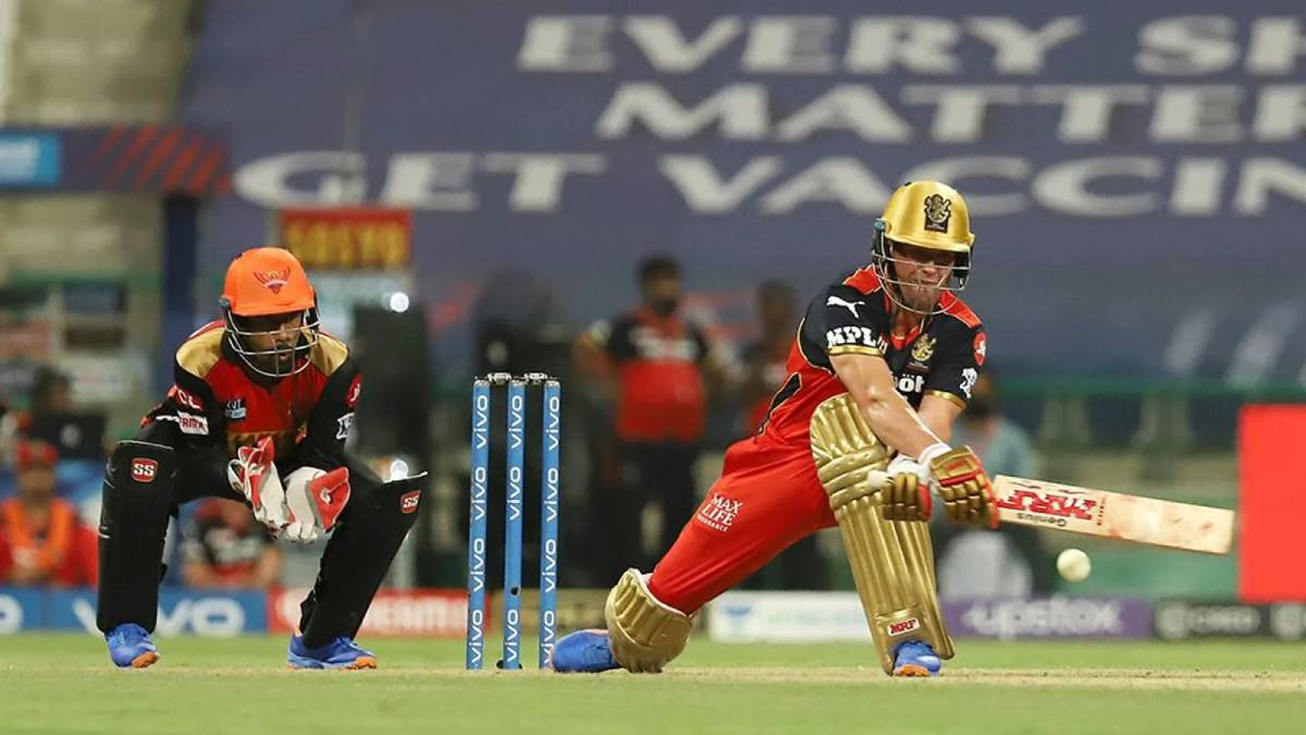 RCB vs SRH IPL 2021 Live Cricket Score: De Villiers key as Bangalore need  13 off last over   Cricket News – India TV