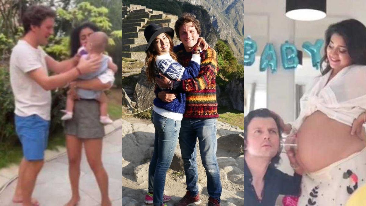 Shriya Saran, Andrei Koscheev blessed with a baby girl   Celebrities News –  India TV