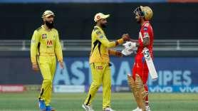 Punjab Kings beat Chennai Super Kings by six wickets