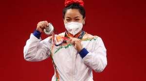 Mirabai Chanu created history by clinching India's first
