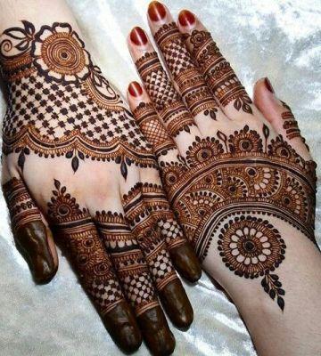 Hariyali Teej 2019 10 Easy Mehendi Or Henna Designs Books News