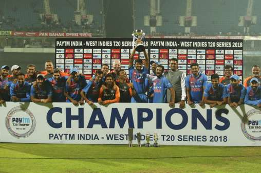 3rd T20I: Dhawan, Pant's fifties lead India to thrilling 6 wicket victory over Windies, clean sweep