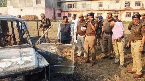 Bulandshahr violence/PTI