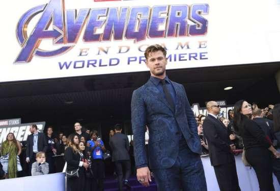 India Tv - Avengers: Endgame LA premiere Pictures