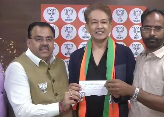 India Tv - Prominent Hair Stylist Jawed Habib joins Bharatiya Janata Party