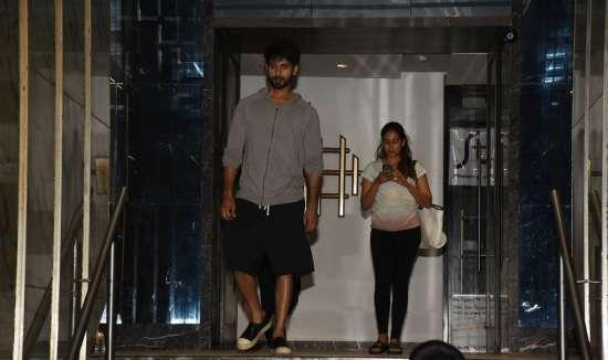 India Tv - Shahid and Mira