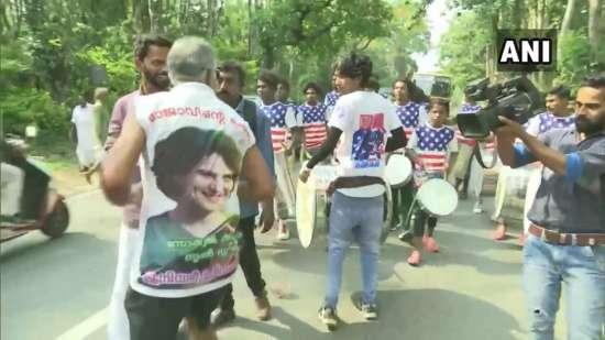 India Tv - Celebrations rock Wayanad