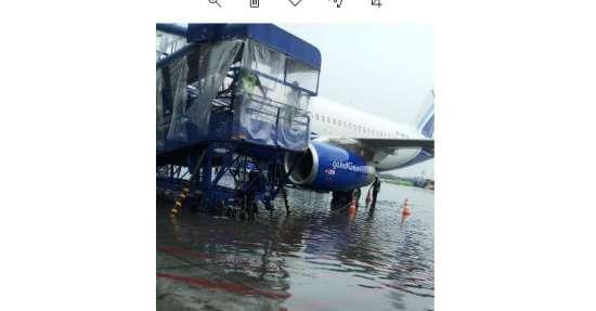 India Tv - The scene at Kolkata airport