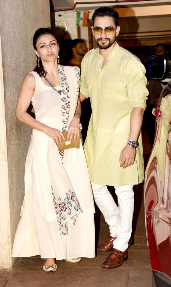 India Tv - Soha Ali Khan and Kunal Khemu