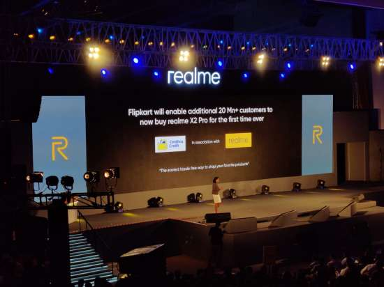 India Tv - Realme x Flipkart