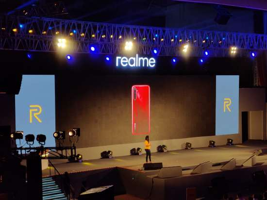India Tv - Realme 5s specifications