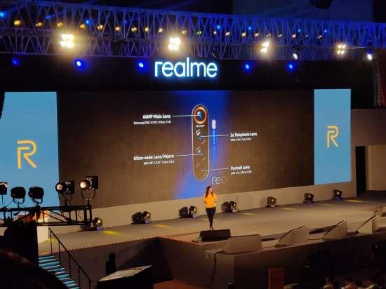 India Tv - Realme X2 Pro camera