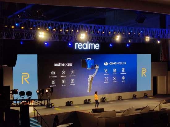 India Tv - Realme X2 Pro x DJI